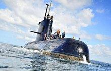 Vyšetřovací zpráva výbuchu argentinské vojenské ponorky: Neměli jídlo, ani kyslík...