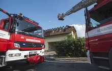 Škoda za šest milionů: Solární panely podpálily dům!