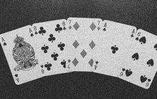 Celkem 31 hráčů zakázané hazardní karetní hry zvané »moje teta – tvoje teta« zatkli překvapení úředníci pražské oblastní kriminální úřadovny v červnu 1946 v jedné restauraci v Praze II.