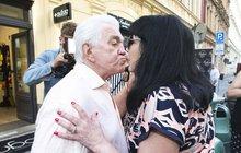 Krampol chce Patrasovou: Mám ji rád, znám ji od jejích šestnácti let!