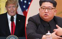 Setkání Donalda Trumpa s Kim Čong-unem: Jednají o osudu lidstva!