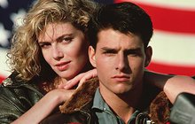 Top Gun 2: Maverick ve formě! Zato Iceman a milenka sešli...
