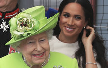 Meghan Markleová jde ve stopách královny: Rozhodla se…