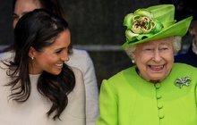 Meghan miláčkem královny? Dojemné gesto bere dech