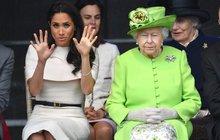 Tvrdý zásah královny proti Meghan: Takovou »šťáru« byste nečekali!