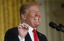 Prezident USA Trump zadal Pentagonu fantasmagorický úkol: Stavte vesmírnou armádu!