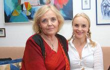 Pohřeb Vránové (✝78): Sestra herečky nesplnila Gábi poslední přání!