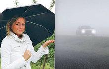 Předpověď počasí pro otrlé: KONEC SRANDY!