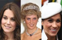 Jak by to měla Diana s Kate a Meghan? Její důvěrnice bez servítků!