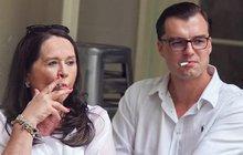 Oblíbená herečka Hana Gregorová opět překvapila! Zhubla další nadbytečná kila a moc jí to sluší.