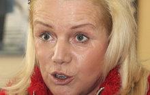 Šokovaná manželka Krampola Hana: TREST ZA CHLAST! Vykopli ji ze seriálu!