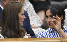 """Meghan a Kate ve střehu! Jejich princové trpí dědičnou nemocí. """"Je to příšerné!"""" tvrdí Willy."""