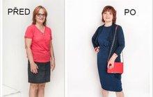 PROMĚNA ČTENÁŘKY: Radmila (58) z Týnce nad Sázavou zařadí do svého šatníku modrou!