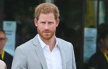 Již brzy se britská královská rodina rozroste o dalšího potomka. Princ Harry () se svou manželkou vévodkyní Meghan (37) očekávají své první dítě. Avšak místo radosti a příprav Harryho na roli otce, je strachy bez sebe. Obává se, aby jeho milované nedopadla jako jeho matka princezna Diana (†36).