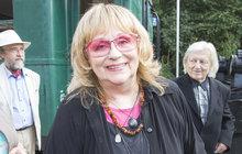 Naďa Urbánková (79): Devět let po zjištění rakoviny stále bojuje...