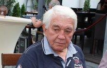 Jiří Krampol (80): VÁŽNÁ NEMOC!