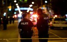 Teror v kanadském Torontu: Zastřelil ženu, 13 lidí zranil!