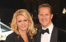 Rodina zraněného Schumachera: Bude to přelomový okamžik! Svět se konečně dozví celou pravdu