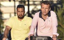 Francouzský prezident Macron: Tohle prý není jeho milenec!