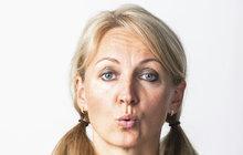 Zapomeňte na botox, vrásky pomůže vyhladit cvičení: Obličejová jóga!