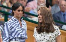 Meghan a Kate: Rozeštvaly královské bratry?