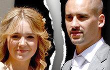 Lucka Vondráčková (38) je chytrá hlavička: Proč se chce s Plekancem (35) rozvádět v Kanadě!