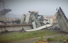 """Pád italského """"Nuseláku"""": Mezi zřícenými vozidly byl i český kamion!"""