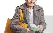 Zvedají se penze? Čeští důchodci: My musíme šetřit dál!