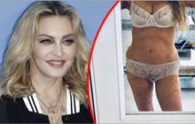 Madonna (60) zase provokuje: Babička ve spodním prádle