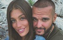 Rytmus (41) a Jasmina Alagič (29): KONEČNĚ DOBRÁ ZPRÁVA! Těhotenství prozradil...