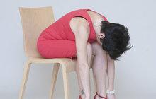 Bolesti zad 2. část: 7 cviků, které můžete dělat i v kanceláři!