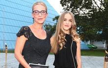 Lucie Zedníčková s dcerou v maďarské sauně: Je ti teplo, děvče?