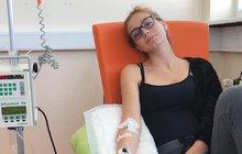 Hvězda Ulice kráska Anna Kadeřávková (21):  POSLEDNÍ FÁZE LYMSKÉ BORELIÓZY