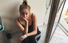 Hvězda Ulice s lymskou boreliózou Kadeřávková (21): Její boj o normální život