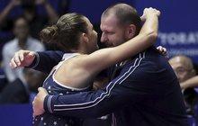 Co se turnajových výher týče, už je pátou nejlepší tenistkou české historie! Karolína Plíšková (26) získala v Tokiu 11. titul v kariéře díky osvědčenému triku – koučování od táty Radka.