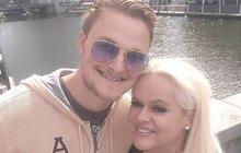 Monika Štiková (46) s mladým milencem (21) jen kvete! Překvapivá reakce jeho rodičů