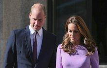 Britové v šoku! Neuvěříte, kde načapali Kate s Williamem!