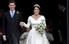 Bolestnou vzpomínku odhalily svatební šaty! Za obří jizvou na zádech princezny Eugenie stojí český lékař