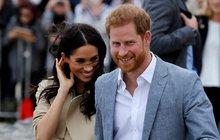 Návod pro Meghan a Harryho: Jak vychovat miminko s modrou krví?!