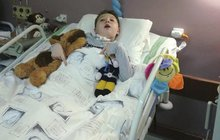 Adámek (10) má po operaci poškozený mozek! Odborník popsal: Život mu zničilo 13 minut!