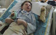 Lhostejnost lékařky z Pardubic: Neošetření krvácejícího Adámka (10) má tragické následky! Chlapec má poškozený mozek