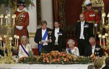 Kuchař Alžběty II.: Tohle jídlo je v paláci tabu! Málem zabíjelo