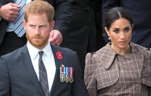 Británie tají dech: Dítě Meghan a Harryho měla odnosit náhradní matka!