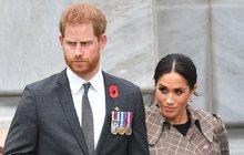 Harry a Meghan se dozvěděli šokující pravdu o svém dítěti: Britové jsou na nohou!