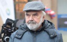 Svěrák (82) obviněn ze zneužívání dětí: Spravedlnosti se nedomůžete, zoufá si