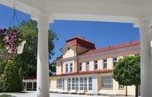 Krása lázeňských kolonád: Lázně Libverda - výlet do minulosti