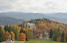 Krása lázeňských kolonád: Jeseník, příroda na dosah!