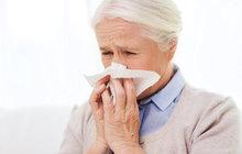Rádce Aha! pro seniory: Jak se bránit chřipce