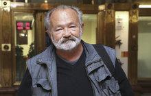 Hvězda seriálové Ulice Rudolf Hrušínský (72) léta bojuje s vážnou nemocí...