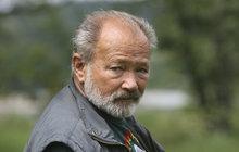 Rudolf Hrušínský (72): Cukrovka? Dám si sladké i frťana!